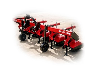 Rotating Cultivator